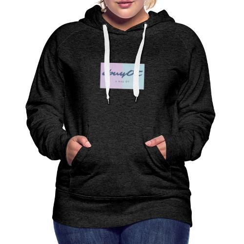 ebuyot - Felpa con cappuccio premium da donna