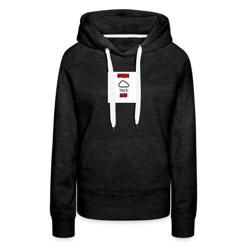 JRMTECH23 icon - Women's Premium Hoodie