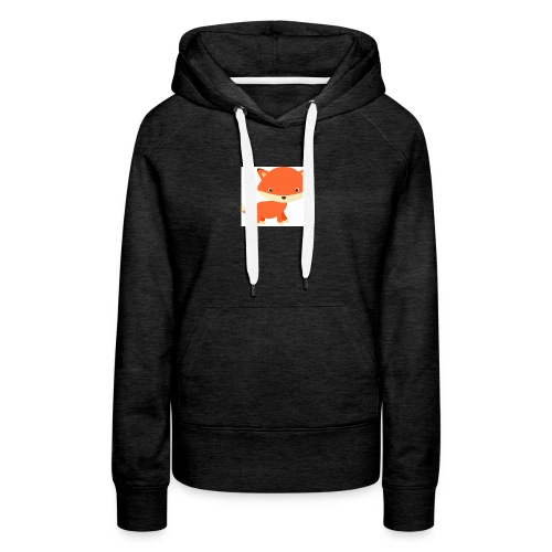 fox_1 - Vrouwen Premium hoodie