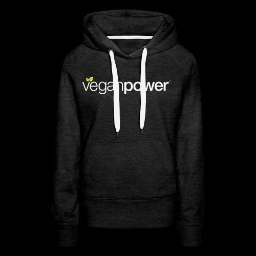 veganpower Lifestyle - Frauen Premium Hoodie