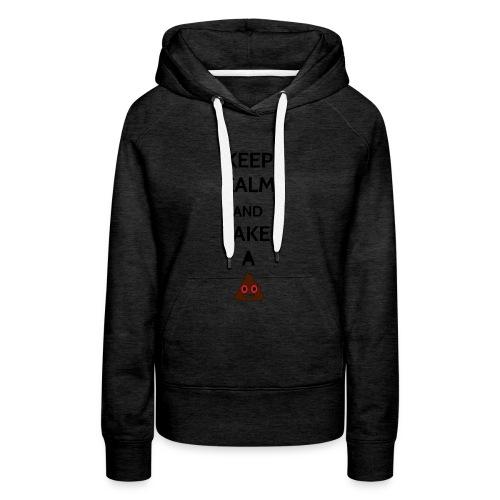 Let`s take a shit -shirt - Frauen Premium Hoodie