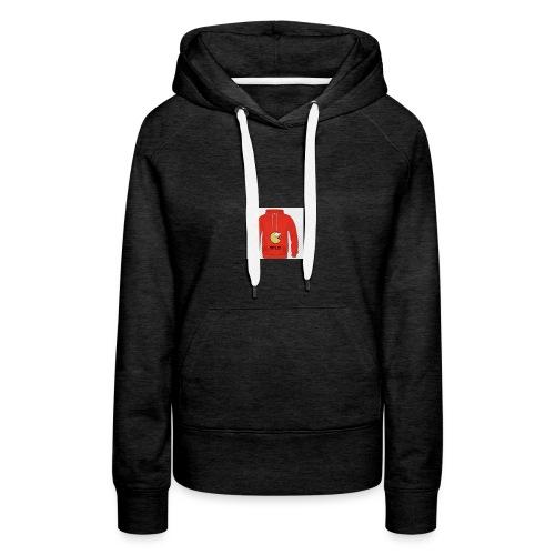 Camisetaww - Sudadera con capucha premium para mujer
