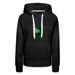 logo jgn - Vrouwen Premium hoodie