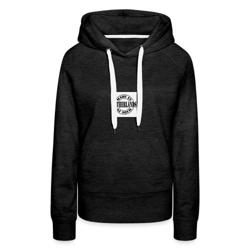 made in the Netherlands - Vrouwen Premium hoodie