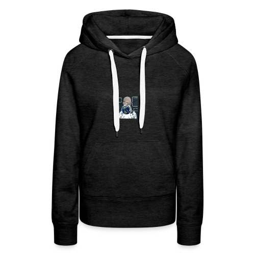 ariel digit album cover - Women's Premium Hoodie