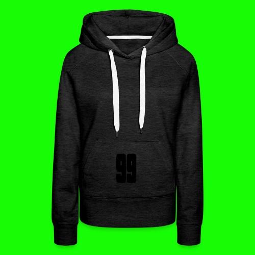 99gross - Frauen Premium Hoodie