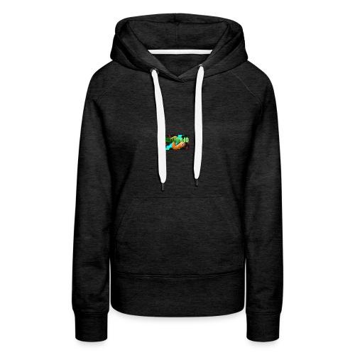 Slither.io - Sweat-shirt à capuche Premium pour femmes