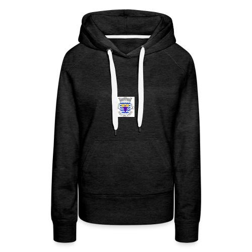 poco-de-canto1 - Sweat-shirt à capuche Premium pour femmes