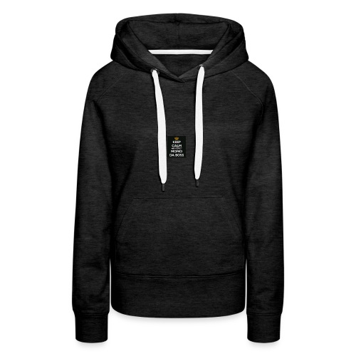 t--l--chargement_-3- - Sweat-shirt à capuche Premium pour femmes