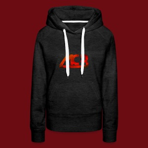 MCB nektasje swek - Vrouwen Premium hoodie