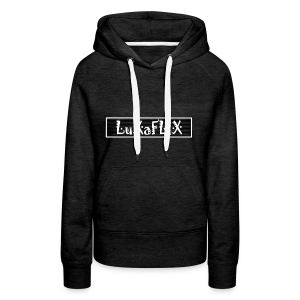 Luxaflix Cap - Vrouwen Premium hoodie