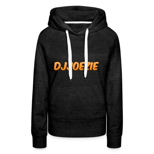 Djjoezie - Vrouwen Premium hoodie