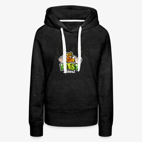 FeestBeesten - Vrouwen Premium hoodie