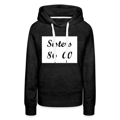 sis - Vrouwen Premium hoodie