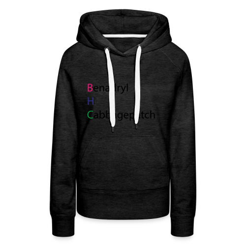 BHC Move Down Collection - Women's Premium Hoodie