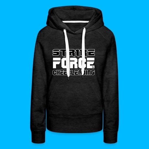 STRIKE FORCE - DRAWSTRING BAG - Women's Premium Hoodie