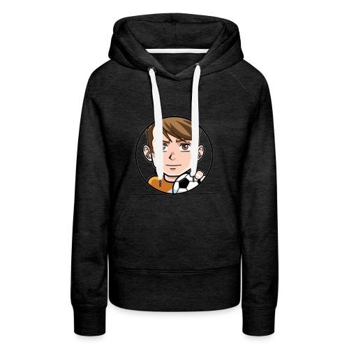 X$ GAMER - Sweat-shirt à capuche Premium pour femmes