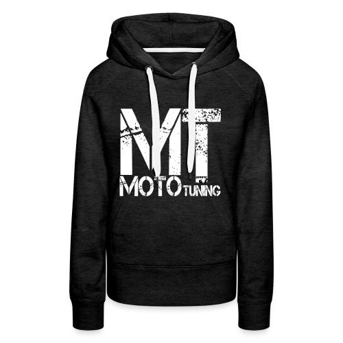 MotoTuning Logo - Women's Premium Hoodie