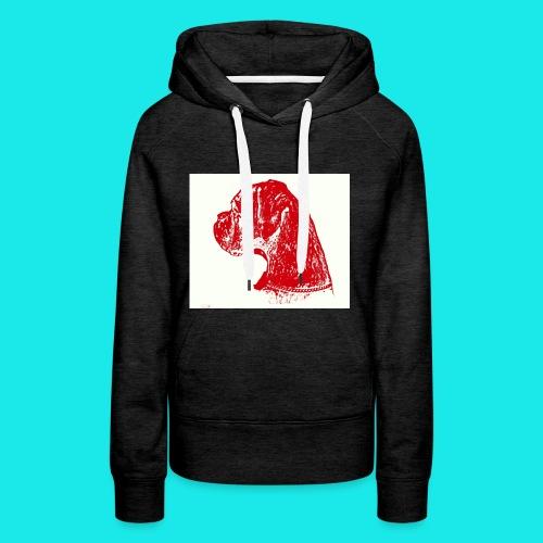Lasko1234_-_Copie_-2--jpg - Sweat-shirt à capuche Premium pour femmes