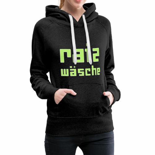 raizwaesche - Frauen Premium Hoodie