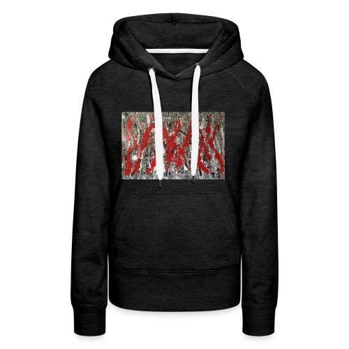 Inferno - Sweat-shirt à capuche Premium pour femmes