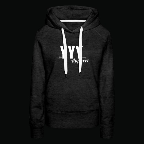 'Classic' YYY Apparel Design - Women's Premium Hoodie