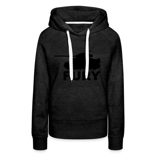 fireflyfuryblack - Sweat-shirt à capuche Premium pour femmes