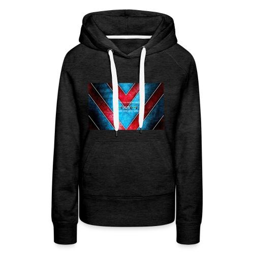 GSJS t-shirt - Vrouwen Premium hoodie