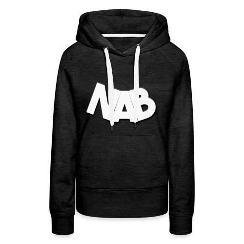 NAB.png - Frauen Premium Hoodie