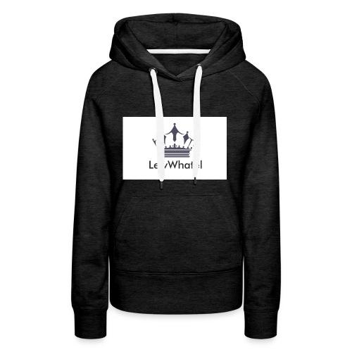 LewWhatel - Frauen Premium Hoodie