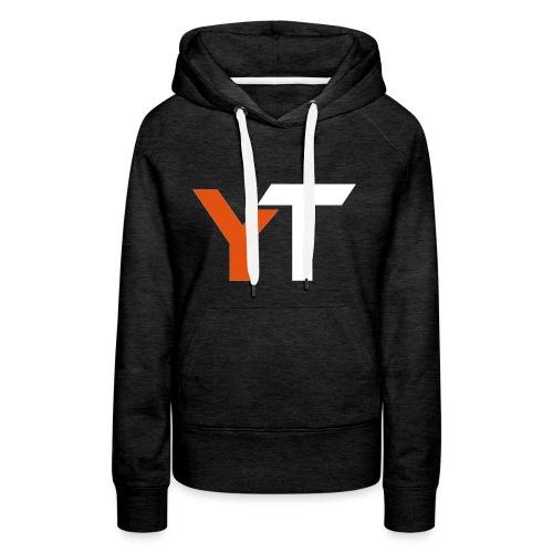Yogii Tube - Women's Premium Hoodie