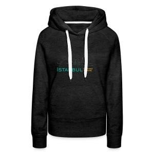 Istanbuldesign-png - Vrouwen Premium hoodie