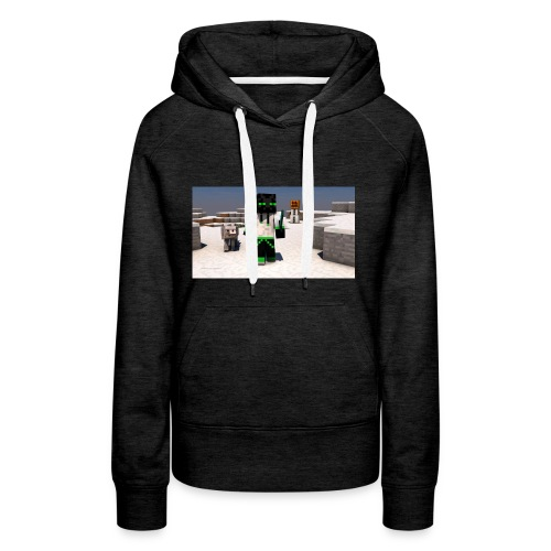 t-shirt - Premiumluvtröja dam