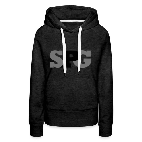 SPG Mok Wit - Vrouwen Premium hoodie