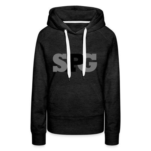 SPG AppleIphone 6s Plus Hoesje Wit - Vrouwen Premium hoodie