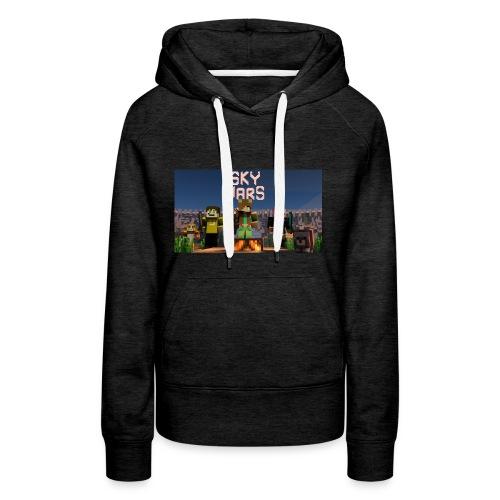 rebbeozelot19 SkyWars T-Shirt - Women's Premium Hoodie