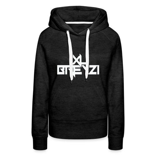 xl brevzi - Vrouwen Premium hoodie