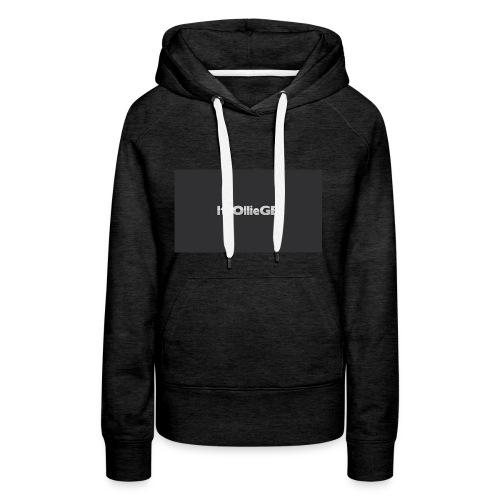 Ollie GB Clothing - Women's Premium Hoodie
