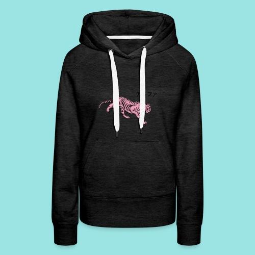design2 - Sweat-shirt à capuche Premium pour femmes