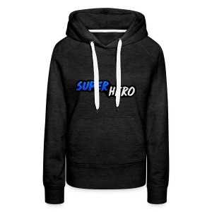 SuperHeroMerchandise - Vrouwen Premium hoodie