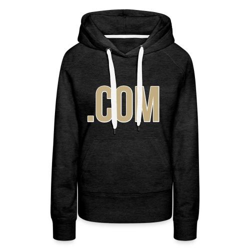 .COM - Women's Premium Hoodie