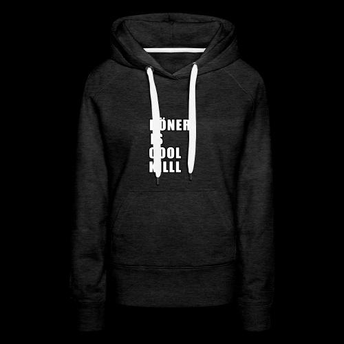 D.I.C.K - Vrouwen Premium hoodie