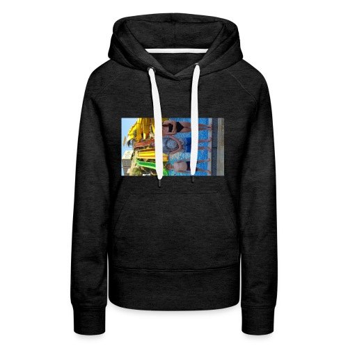MY FAMILY. IN VLOGS YOU WILL SEE A LOT OF THEM - Women's Premium Hoodie