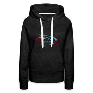 The Happy Wanderer Club Merchandise - Women's Premium Hoodie