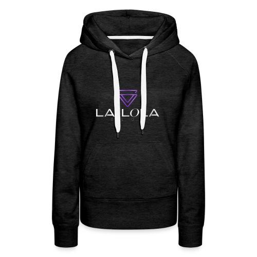La Lola Full - Sudadera con capucha premium para mujer