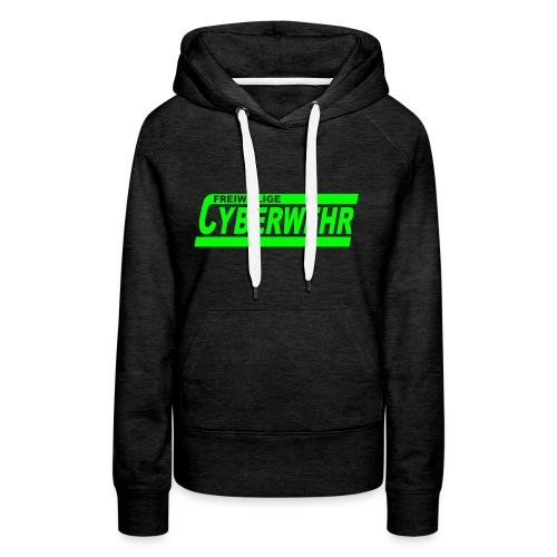 Cyberwehr Dienstkleidung - Frauen Premium Hoodie