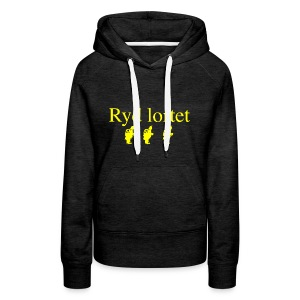 Ryd Lortet - Dame Premium hættetrøje