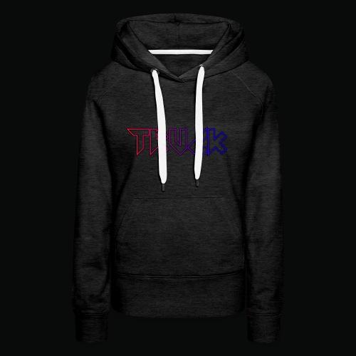TRUCK - Women's Premium Hoodie