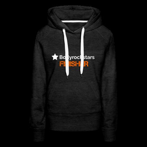 Bodyrockstars Finisher Man - Frauen Premium Hoodie