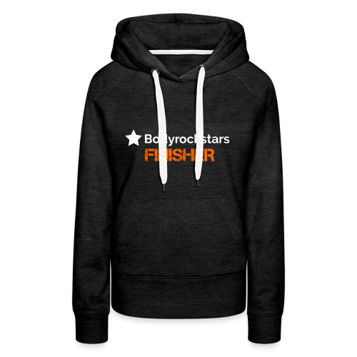 Bodyrockstars Finisher Women - Frauen Premium Hoodie